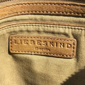 Liebeskind Bags - liebeskind crossbody  vintage leather